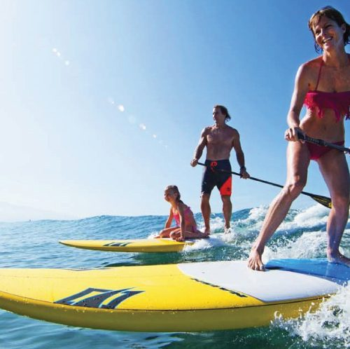 GRT Fitness SUP_Banner-500x498 7 Benefits of Stand Up Paddle boarding
