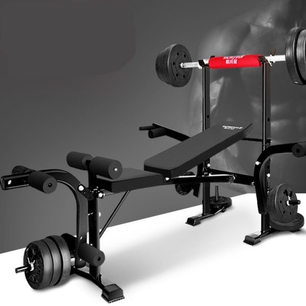 GRT Fitness 17348-uktubs Multifunction Gym Weight Bench