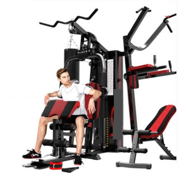 GRT Fitness 17400-6wfwqb 8 in 1 Large Combined Training Device