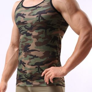 GRT Fitness 18280-4bydqx-300x300 Men's Basic Slim Gym Tank Top