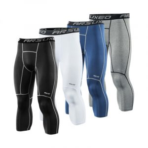 GRT Fitness 19084-i7o358-300x300 Men's Compression Running Tights