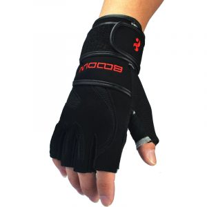 GRT Fitness 19597-beuanf-300x300 Men's Genuine Leather Half Finger Crossfit Gloves
