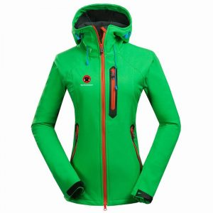 GRT Fitness 20425-xhjsty-300x300 Women's Soft Shell Outdoor Waterproof Thermal Hooded Jacket
