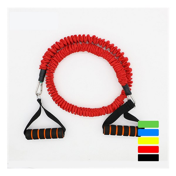 GRT Fitness 21087-1fubk6 Colorful Strength Training Resistance Band