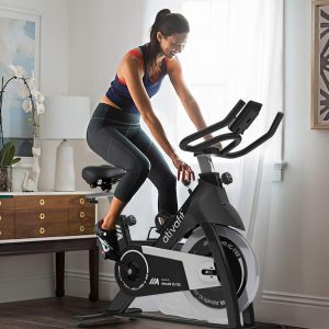GRT Fitness 22391-gwyxli-300x300 Exercise Bike Fat-Reducing Muscle Bike Indoor Bike Static Exercise Fitness Rotating Spinning Bike Trainer IC-702 High Quality