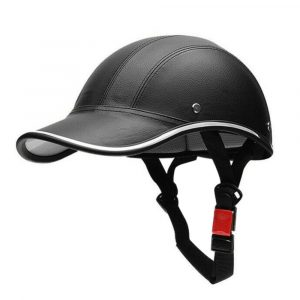 GRT Fitness 23185-lzgkcl-300x300 Universal Adjustable Motorcycle Half Helmet Baseball Cap StyleHalf Face Helmet Electric Bike Scooter Anti-UV Safety Hard Hat