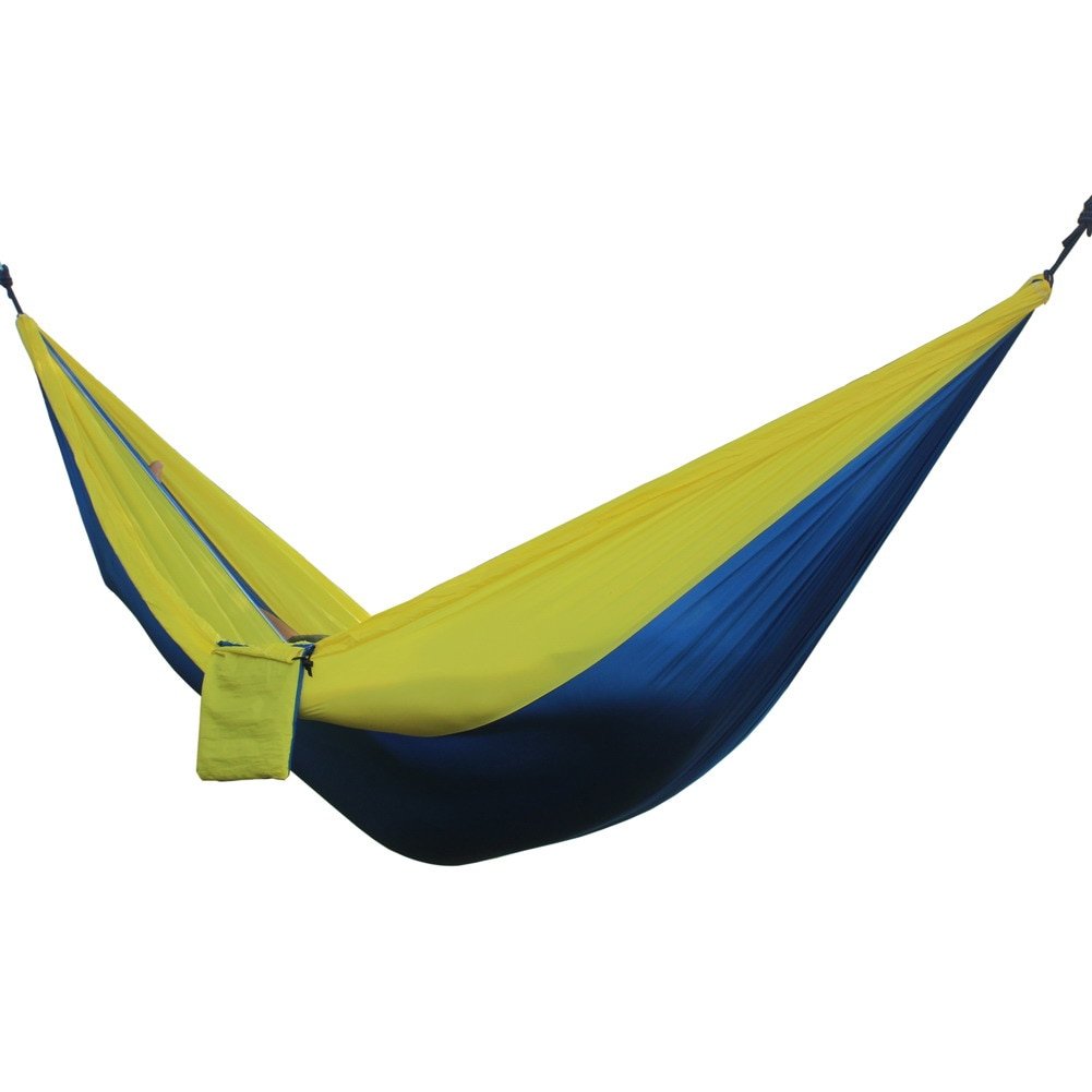 GRT Fitness 23283-lrxdrk Double Person Portable Hammock for Camping