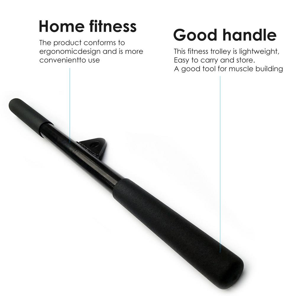 GRT Fitness 23561-t81eph Pull-down Tricep Bars Exercise Home Workout Gym Pull-down Training Bar Sport Fitness Equipments