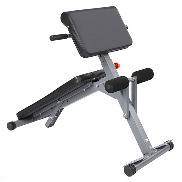 GRT Fitness 23701-gvifc1 Multifunctional Sit Up Bench Pro Ab Training Chair Core Strength Equipment