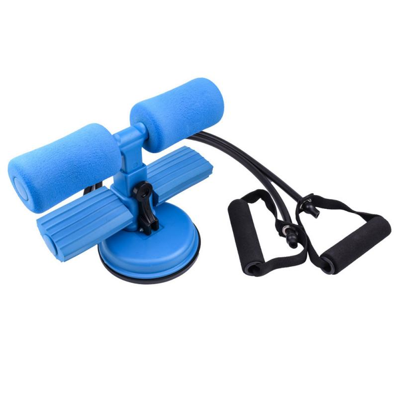 GRT Fitness 23810-7hnjhp Sit Up Bar Floor Assistant Abdominal Exercise Stand Ankle Support Trainer Workout Equipment For Home Gym Fitness Travel Gear