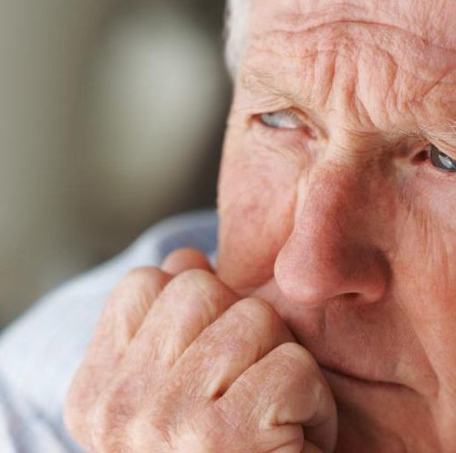 GRT Fitness older-man-worried-500x496 More than half of Canadians facing mental health challenges due to pandemic