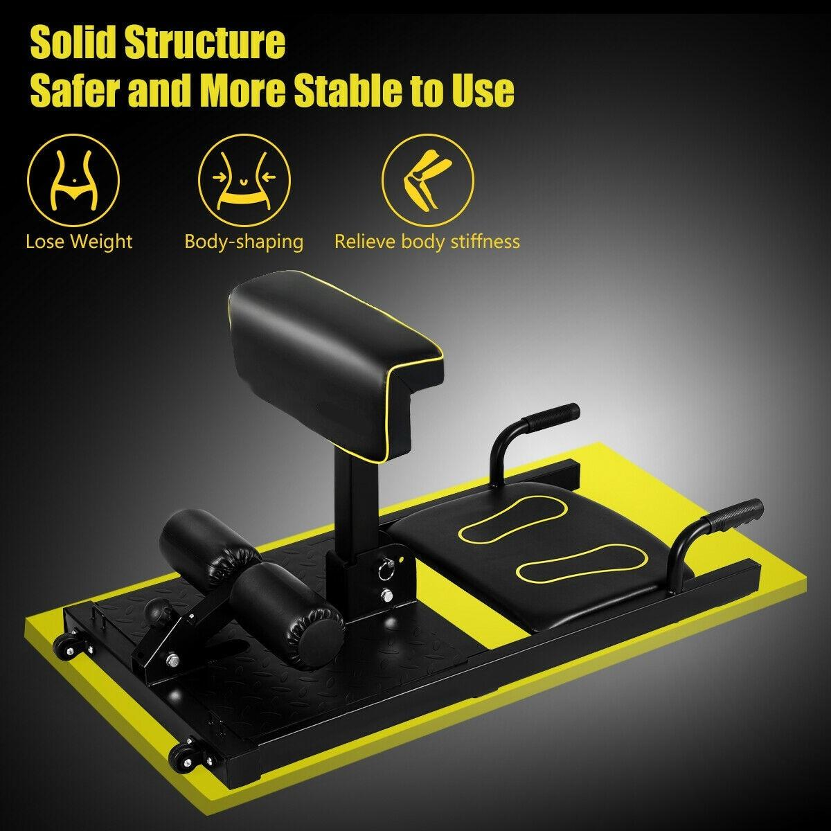 GRT Fitness 24313-81e5cb 8-in-1 Home Gym Multifunction Squat Fitness Machine workout equipments exercise equipment