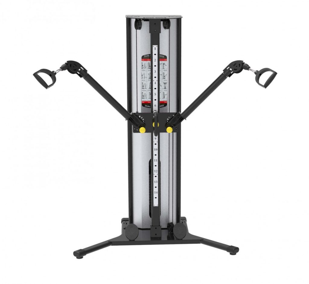 GRT Fitness GRTST-80_Front-1024x940 Dual Cable Pulley - GRTST-80