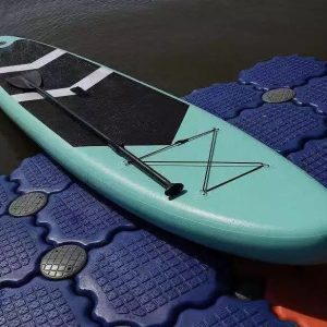GRT Fitness IMG_7067-300x300 Inflatable 10,5 feet SUP board with pump, paddle, bag and repair kit